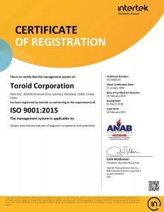 ISO 9001 / Safety Standards
