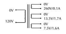 Tube Amplifier Transformers
